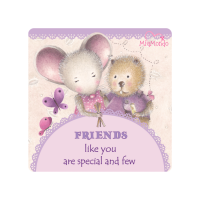 MIAMONDO  FRIDGE MAGNET - FRIENDS 2