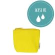 Washable Paper Mini Bag Yellow