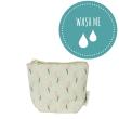 Washable Paper Mini Bag Flamingo