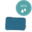 Washable Paper Mini Bag Blue