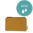 Washable Paper Mini Bag Brown